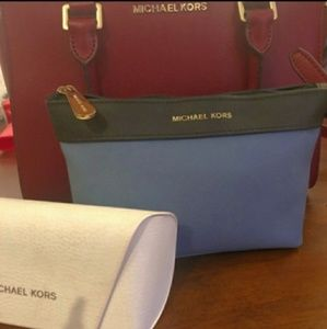 Brand New Authentic Michael Kors Clutch!